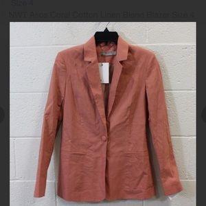 Unique color lightweight blazer